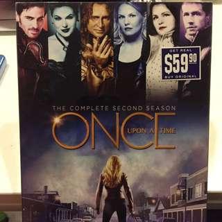 Once Upon A Time DVD (2nd Season)