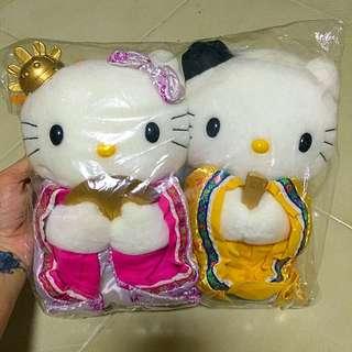 2000 Korean Wedding Hello Kitty