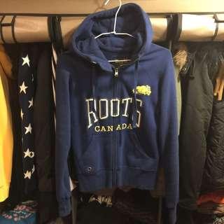 Roots女棉外套