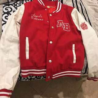Apple Bottoms Varsity Jacket