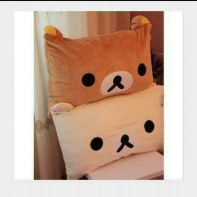 拉拉熊 懶懶熊 小白熊 牛奶熊 枕頭套