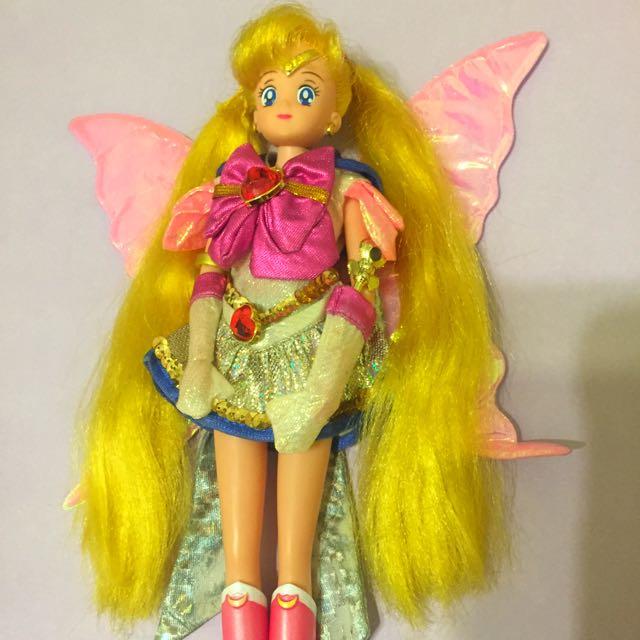 美少女戰士 早期 絕版 芭比 💗