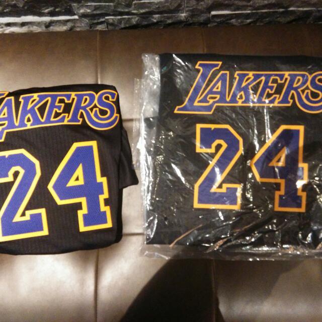 【商品】  湖人  Kobe  好萊塢  #24 球衣