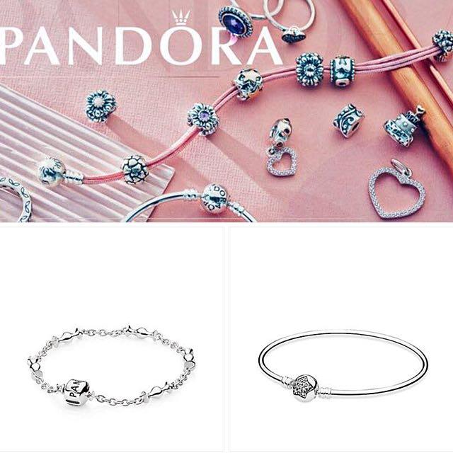 限時特價✔️ PANDORA 潘朵拉 硬殼手環