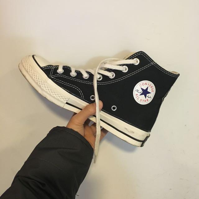 Converse 1970's帆布鞋