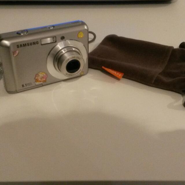 Digital Camera Samsung ES10