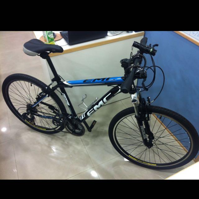 EMC鋁合金腳踏車(登山車款)