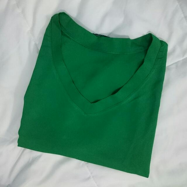 Green Batwing