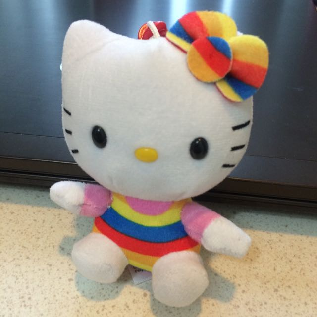 Hello Kitty 玩偶吊飾