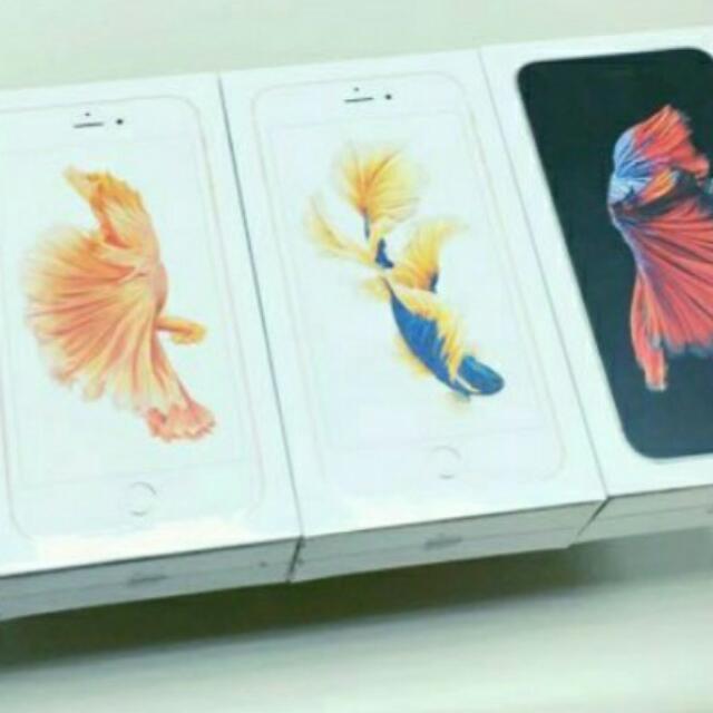 IPhone6S/6S PLUS 64G