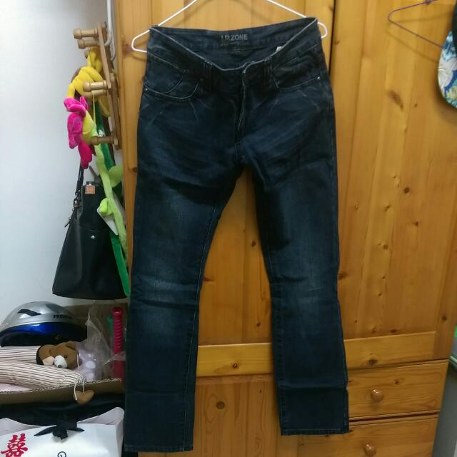 I.P.ZONE休閒牛仔褲(28吋)