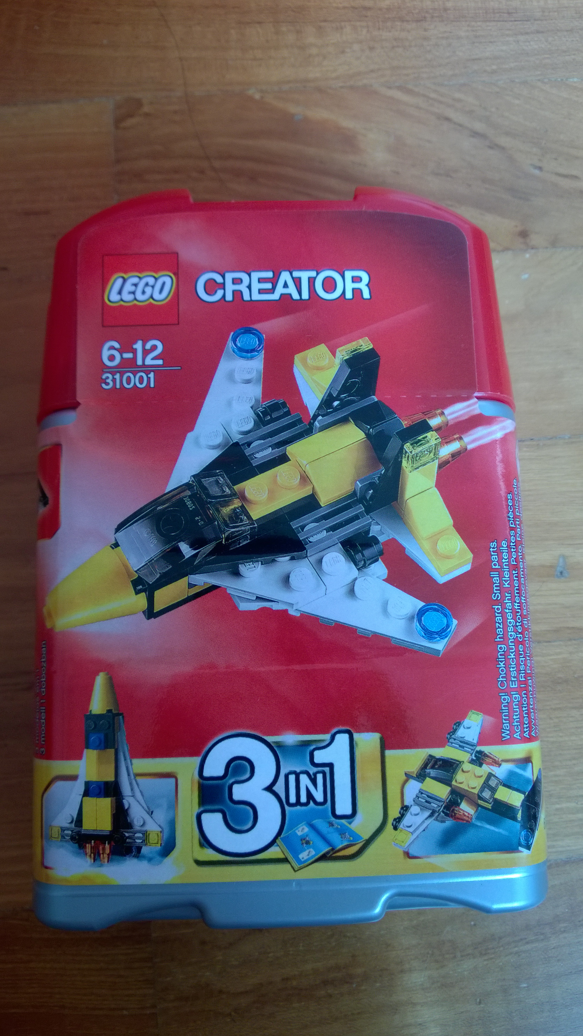 Lego 3in1 Creator 31001 Toys Games On Carousell