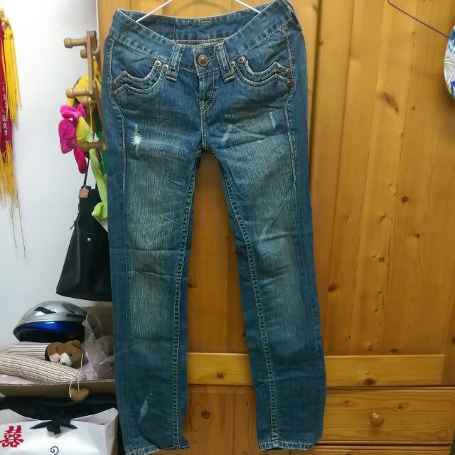 Levi's休閒牛仔褲