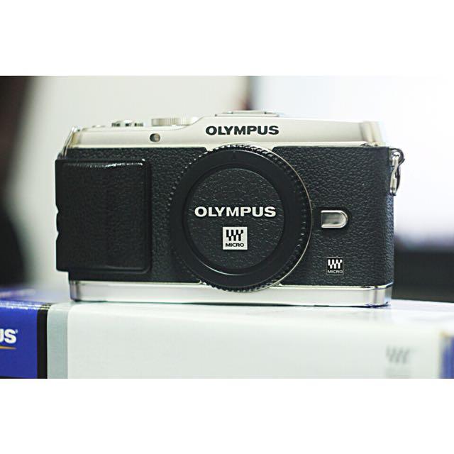 Olympus E-P3 Body