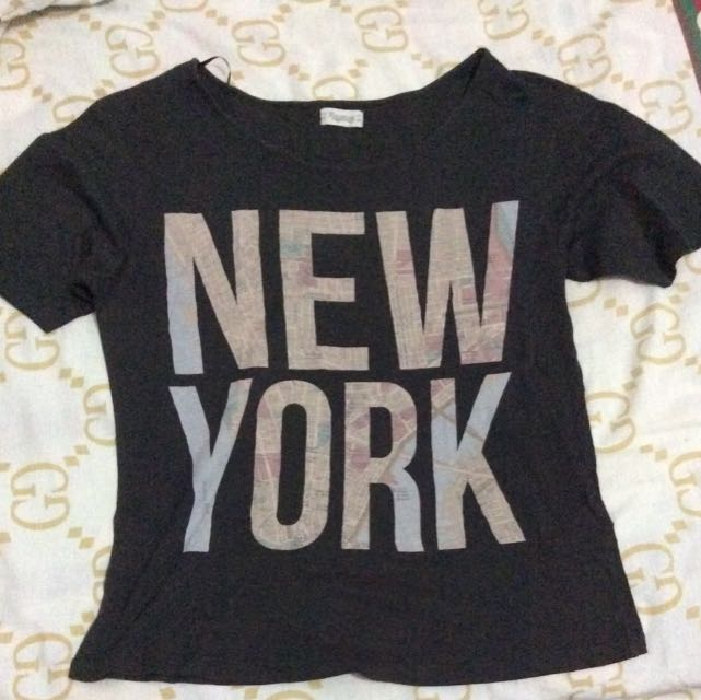 Pull&bear New York Top