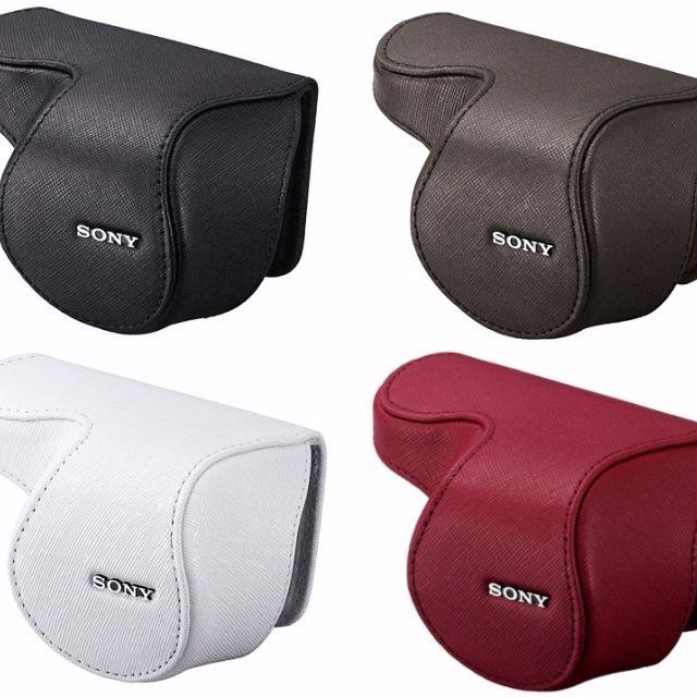 Sony 鏡頭皮套LCS-EML1A (SEL16F28用)