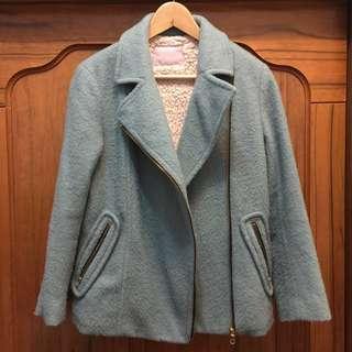 31 Sons de mode 日牌短版毛呢大衣