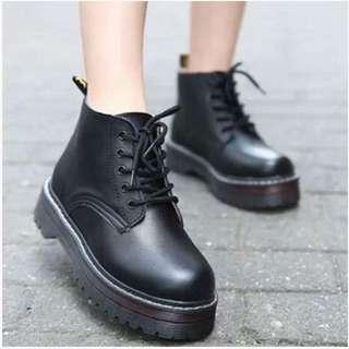 馬汀靴 黑色