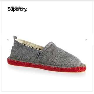 Superdry懶人鞋