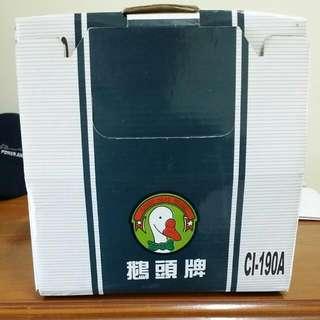 鵝頭牌雙層多用途保溫提鍋 2.L  CI-190A