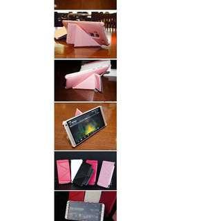 HTC One max 803s 首購摺疊式皮套 保護套 保護殼 原裝 原廠皮套 HTQA02