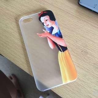 iPhone 5/5S Snow White Case