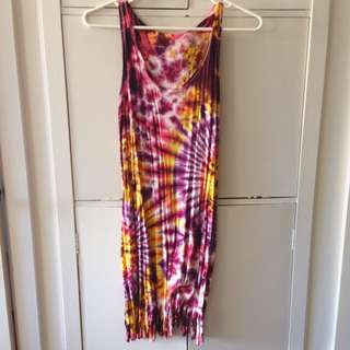 Tie Dye Dress | Size 8