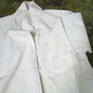 Lab coat S size