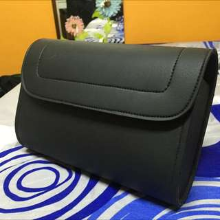 Waterproof Leather Bobber/Cruiser Saddlebag