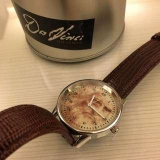 達文西手錶