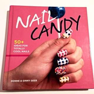 Nail Candy Book 美甲書 (100% New)