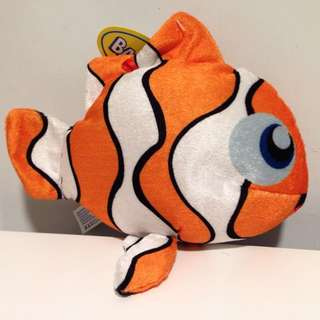 100% New Nemo Plush Toy / Doll 公仔
