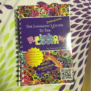 [Instock] Loomatic's/Rainbow Loom Guide