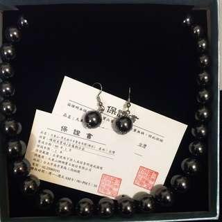 大東山-貝寶珠項鍊組