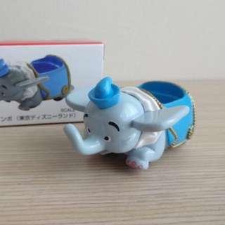 迪士尼 Disney  多美 TOMY 小車 小飛象