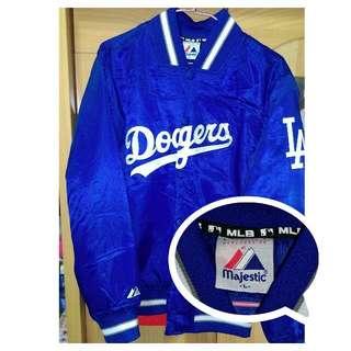 道奇隊外套  MLB外套 棒球外套 冬季防寒 保暖外套 防風外套