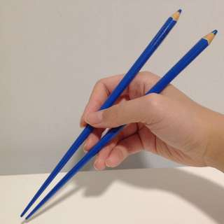 Color Pencil Chopsticks 筷子