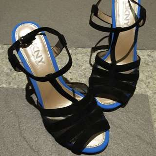 Authentic DKNY Shoes Heels Size 7.5 / 38
