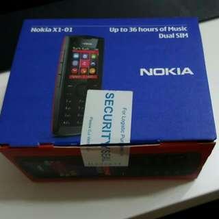 Nokia X1-01 Handphone