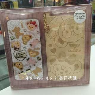 香港迪士尼Duffy I Phone 6 Plus手機殼 / 袋