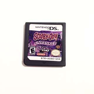 Scooby-Doo Nintendo DS Game