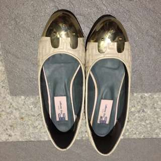 Lebunny Flat Shoes Le Bunny Size 245 / 7
