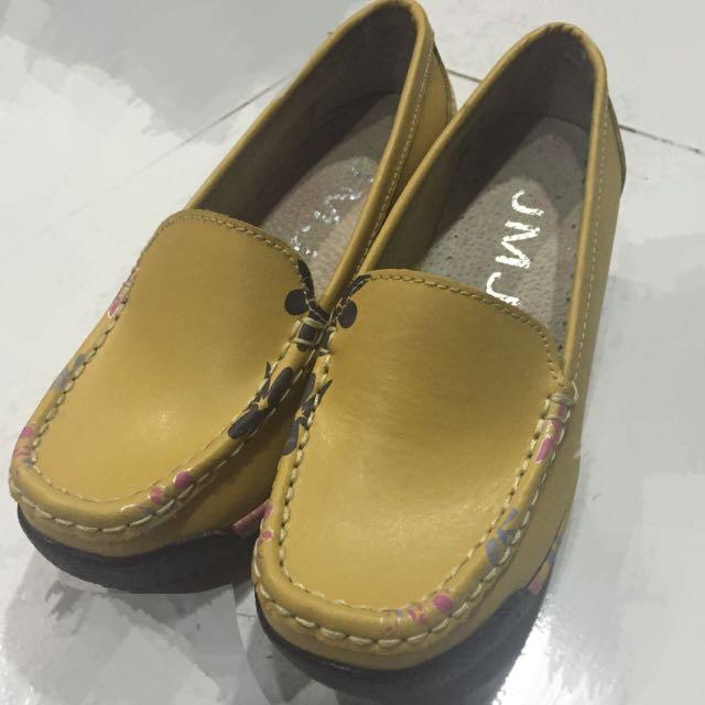 楔型厚底休閒鞋