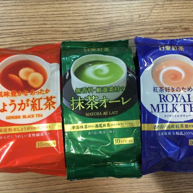 日本日東紅茶系列