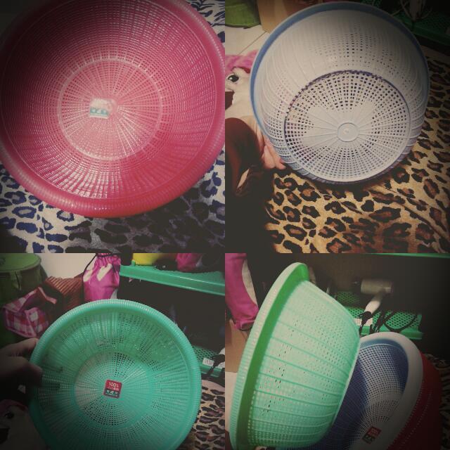 洗菜瀝水籃
