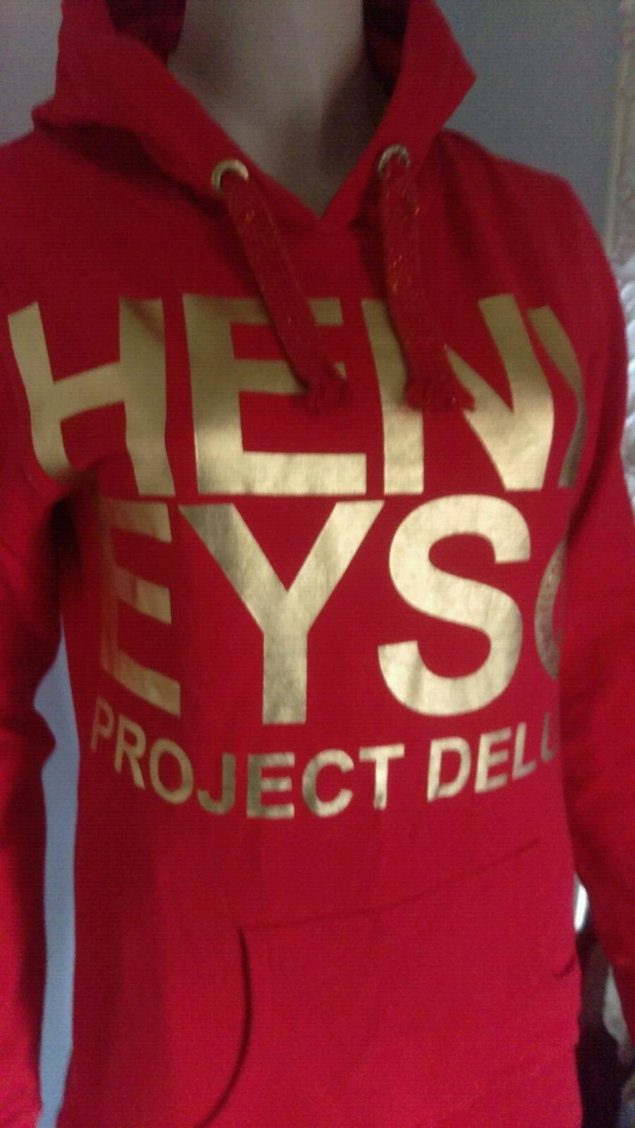 ~ HENLEYS ~ Jumper Hoody Size S BNWOT