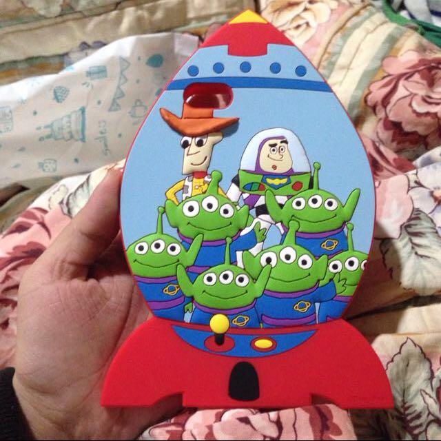 蘋果 iPhone5 愛瘋 唉鳳 5 5c 5s 立體 手機 殼手機 套 玩具總動員胡迪三眼 杯麵