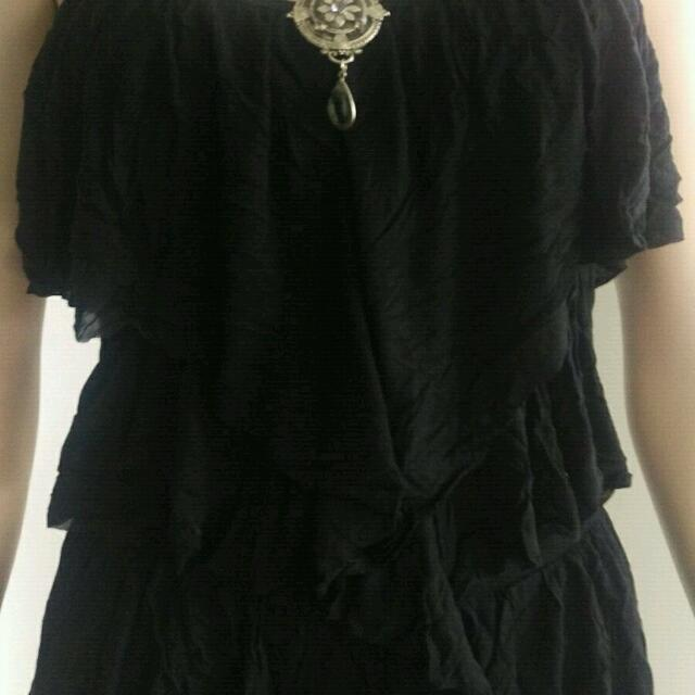 ~ Mooloola ~ Little Black Dress Size 8 BNWT