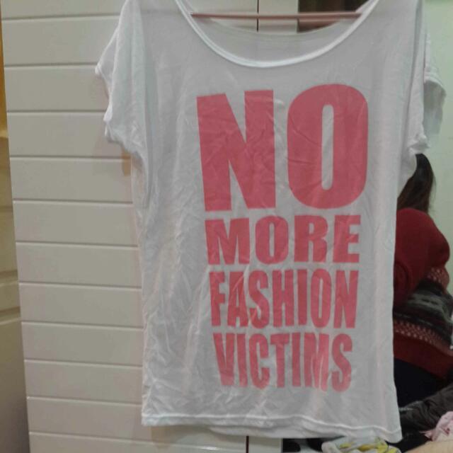 短袖上衣 t-shirt