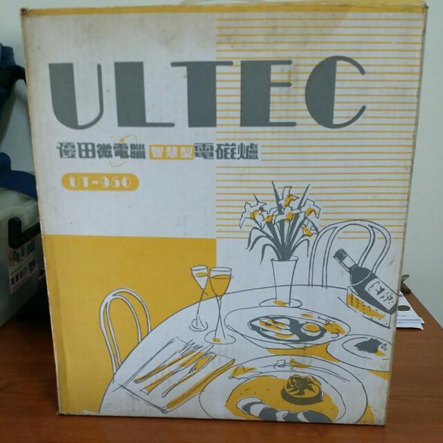優田微電腦智慧型電磁爐  UT-950
